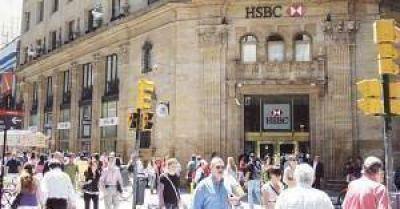 Esperan que el paro de La Bancaria se sienta poco en las entidades privadas