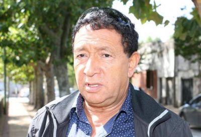 """""""Estoy orgulloso de mantener mis principios"""", manifestó el dirigente del FR, Raúl Escudero"""