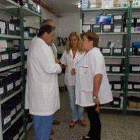 Hospital Municipal Dr. Emilio Ferreyra: Comenzó a funcionar el banco de drogas oncológicas