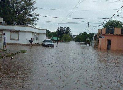 Se volvió a prorrogar la emergencia hídrica en la provincia