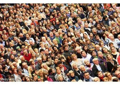 Catequesis del Papa: la esperanza que no defrauda