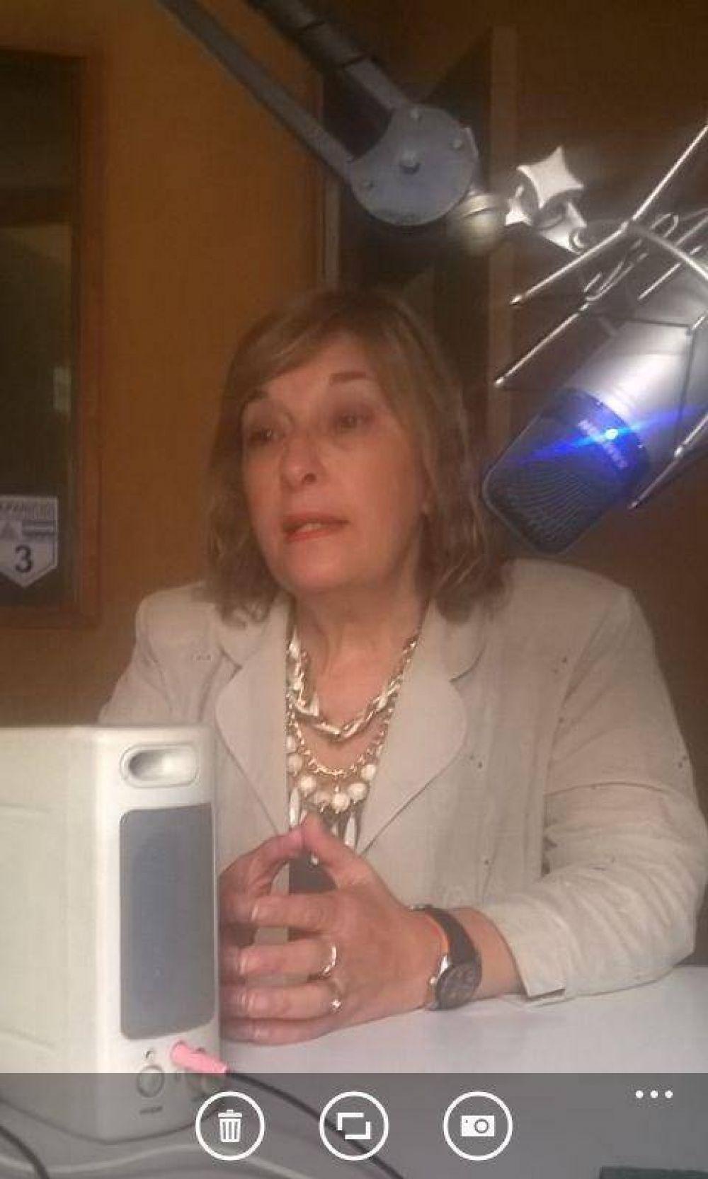 """María Laura Dumrauf y su posible candidatura a concejal: """"Si me dan a elegir, prefiero el Ejecutivo"""""""