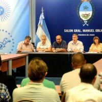 Cuarto intermedio entre docentes y gobierno, que esperará la aprobación del Presupuesto 2017