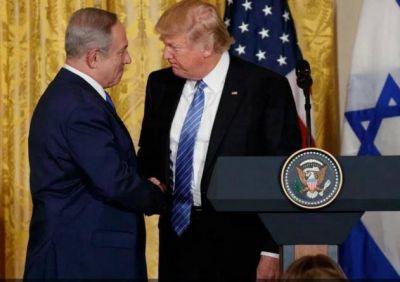 """Netanyahu sobre el pedido de Trump de moderar la construcción en los asentamientos: """"Lo evaluaremos"""""""