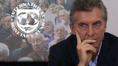 Macri siguió la recomendación del FMI para bajar las jubilaciones