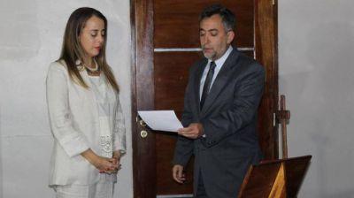 María Granda asumió como secretaria del Consejo de la Magistratura