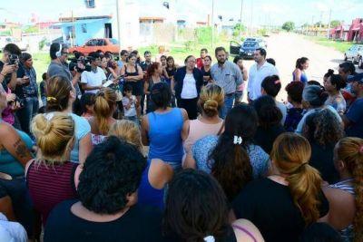 El Gobierno solucionará los problemas de 141 familias del Plan Solidaridad