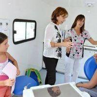 San Fernando completó su Programa de controles de salud en las Colonias