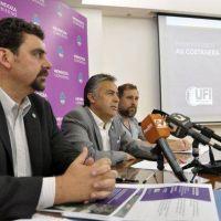 Cornejo viajará a Washington en busca de financiamiento para obra pública