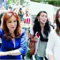 CFK lidera la intención de voto y Vidal es la dirigente con mejor imagen