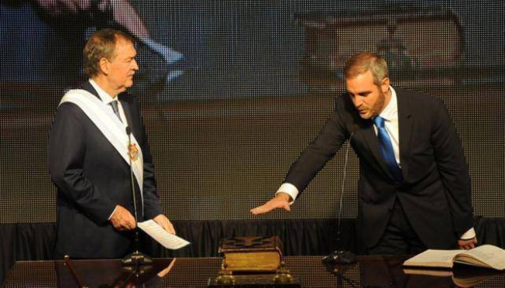 Baja en el Gobierno de Schiaretti: se fue Rodrigo Rufeil