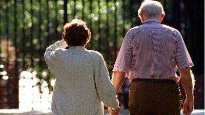 El aumento de las jubilaciones será del 12,96% en marzo
