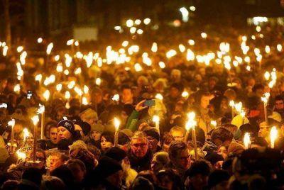 """[#LuzYFuerza] Hoy a las 19 es la """"Marcha de las Velas"""" contra el servicio de EDEA"""