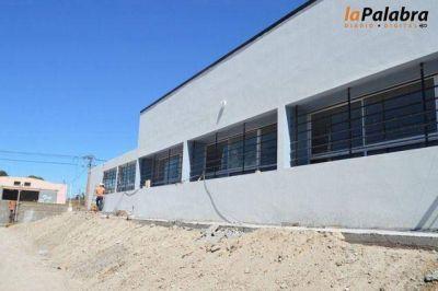 El nuevo edificio de la Escuela de Arte tiene un 90% de avance