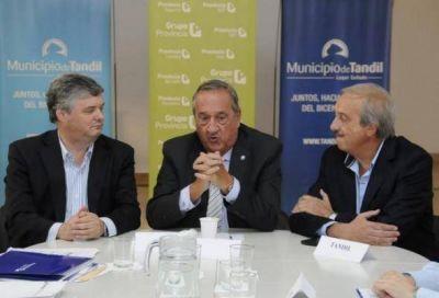 El Grupo Bapro reunió en Tandil a municipios de la zona