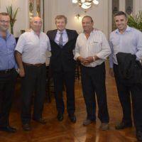 Sánchez se reunió con Vidal: comprometieron fondos para la Casa de la Mujer