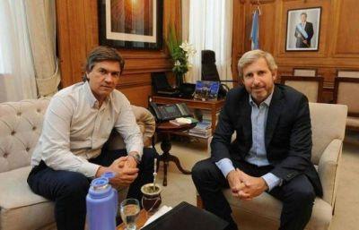 """Según Zdero, """"Chaco es prioridad para el gobierno nacional"""""""