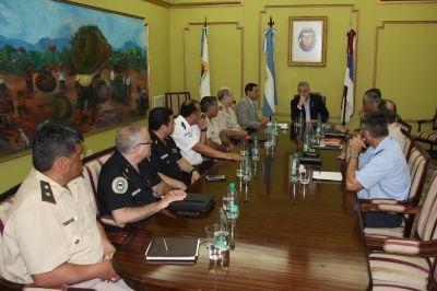 Passalacqua destacó el trabajo conjunto entre Nación y Provincia en la lucha contra el narcotráfico