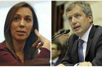 Vidal le confirmó a Monzó su participación en el cierre de las listas y pidió desmediatizar la interna