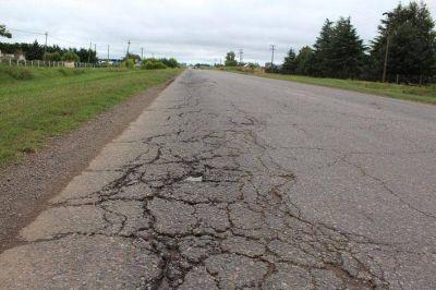Inminente intervención de las rutas provinciales 30 y 31