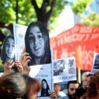 Los familiares de Natalia Melmann exigen que los asesinos de la joven continúen detenidos
