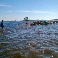 Iniundaciones: Unos 50 productores juninenses accedieron a la emergencia