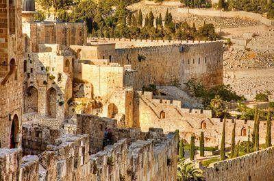 Judíos, cristianos y musulmanes participarán en encuentro en Jerusalén