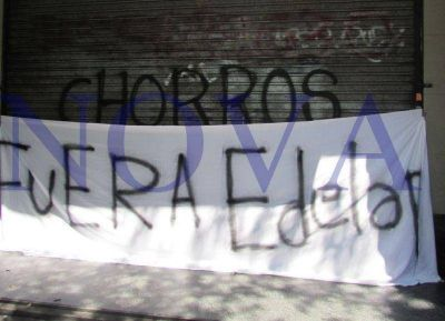 La Plata: No cesan las manifestaciones y quejas contra Edelap