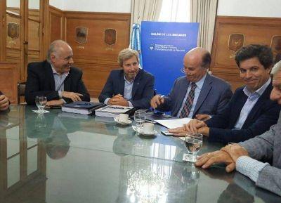 AySA ya brinda servicios de agua potable y cloacas en el partido de Presidente Perón