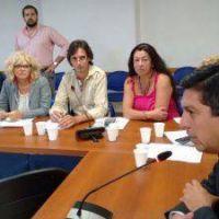LA MUNICIPALIDAD PARTICIPÓ DE UNA JORNADA PARA DEBATIR LA EMERGENCIA NACIONAL EN ADICCIONES