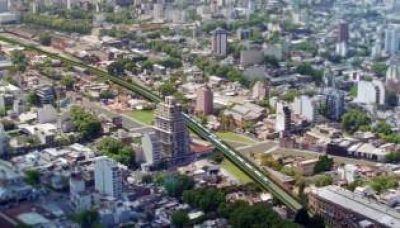 Arranca la construcción del viaducto San Martín
