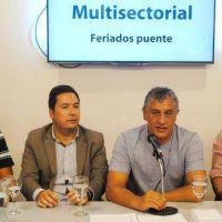 Enérgico pedido de Multisectorial para que Macri de marcha atrás con los Feriados Puentes