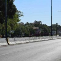 """Tras las quejas por el """"muro"""" de la ruta 88, el gobierno bonaerense prometió medidas de seguridad"""