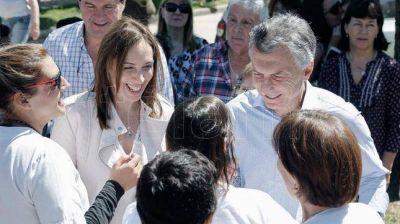Suspenden la participación de Macri, Michetti y Vidal en el timbreo de Cambiemos