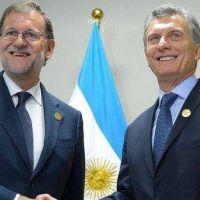 A la espera de inversiones, Mauricio Macri busca reforzar las relaciones con España en una visita de tres días