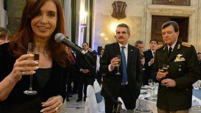 La detención de César Milani: critican la
