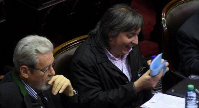 Máximo propuso una marcha a Comodoro Py y explotó la cumbre del PJ bonaerense