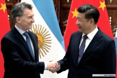Macri y Xi Jinping celebran el 45 aniversario de relaciones diplomáticas bilaterales