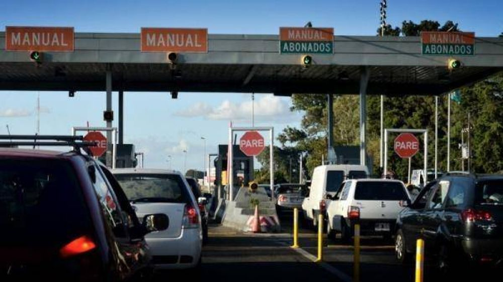 La oposición busca frenar el aumento de los peajes en las rutas bonaerenses