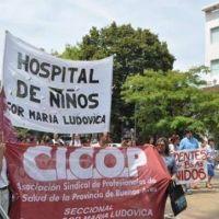 Sin salida: siguen los paros en hospitales