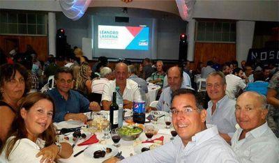 Leandro Laserna lanzó su candidatura a concejal por Acción Marplatense