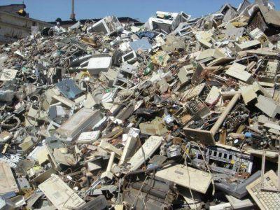 Residuos tecnológicos, una cuenta pendiente en Mar del Plata