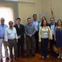 El municipio lanza obra de gas que beneficiará a 340 familias