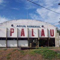 El Gobierno licita el agua Palau por 20 años