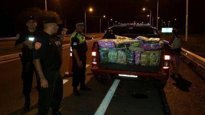 Secuestraron casi $ 2 millones en mercadería ilegal en la provincia