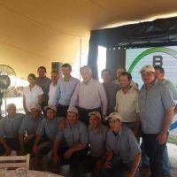 Invirtieron $64 millones en una planta agroindustrial en Candelaria