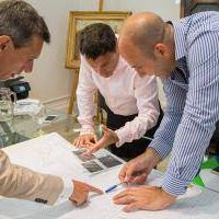 Quilmes: Martinano Molina firmó importante convenio con AUBASA