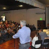 Masivo plenario del PJ del sur provincial en La Carlota