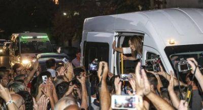 Vidal arma una cumbre de sus legisladores para empezar a afinar la campaña que viene