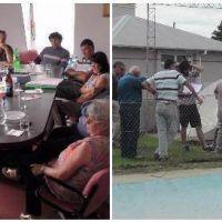 Agua de Oriente: Técnicos del SPAR hicieron un relevamiento